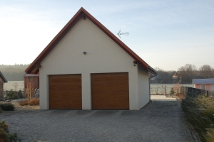 3 Garaż